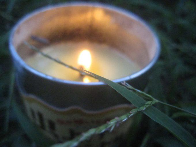 虫よけ・蚊除け効果は花火の煙にまかせて火を点ける着火に特化させてみる