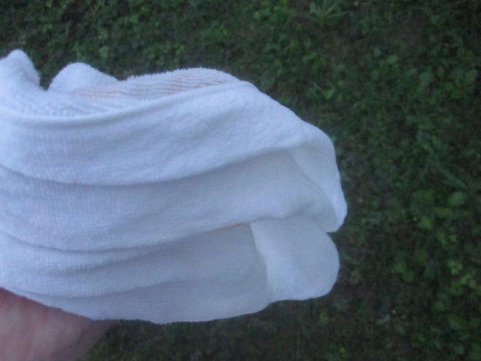 季節関係なく1年中使用するスポーツタオル