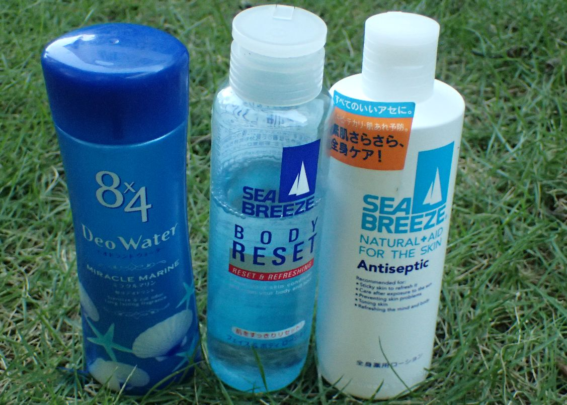 SEA BREEZE、エイトフォー(8x4)に蚊よけ効果はあるのか?