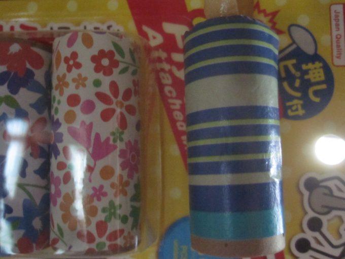 数年前に買って設置したハエ取りテープと筒のサイズも一緒だった
