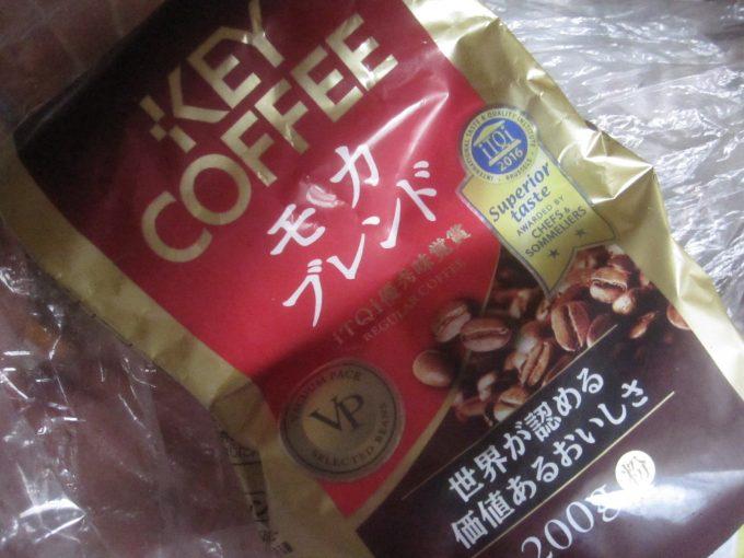 KEY COFFEEモカブレンド(真空パック・粉)