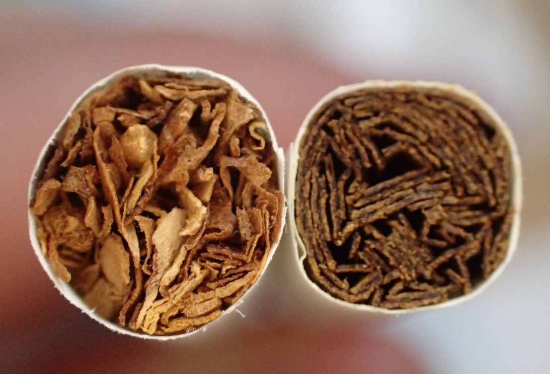 一般的なタバコとiQOS(アイコス)」を比べてみる